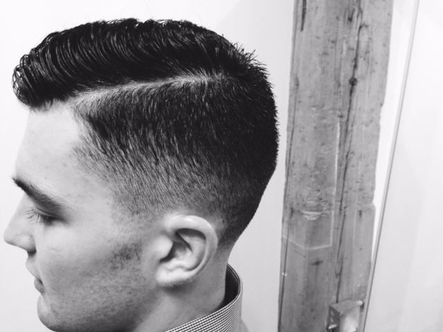 calling all men - hair style